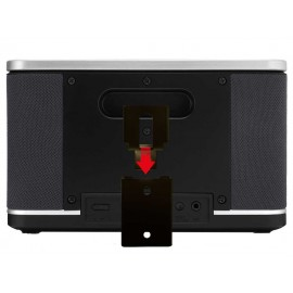 Vebos portable uchwyt ścienny Lenco Playlink-4