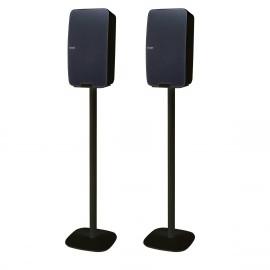 Vebos stojak Sonos Play 5 gen 2 czarny - pionowy para