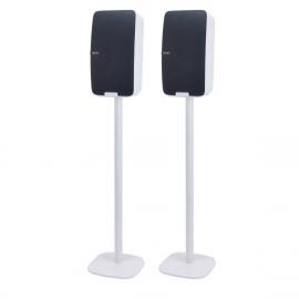 Vebos stojak Sonos Play 5 gen 2 biały - pionowy para