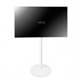 Vebos stojak telewizja biały