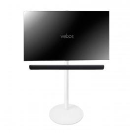 Vebos stojak telewizja Yamaha YAS 109 Sound Bar biały