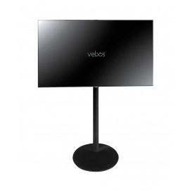 Vebos stojak telewizja czarny