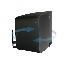 Vebos uchwyt ścienny Sonos Play 5 gen 2 obrotowy czarny