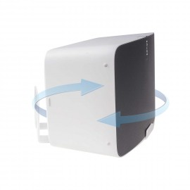 Vebos uchwyt ścienny Sonos Play 5 gen 2 obrotowy biały